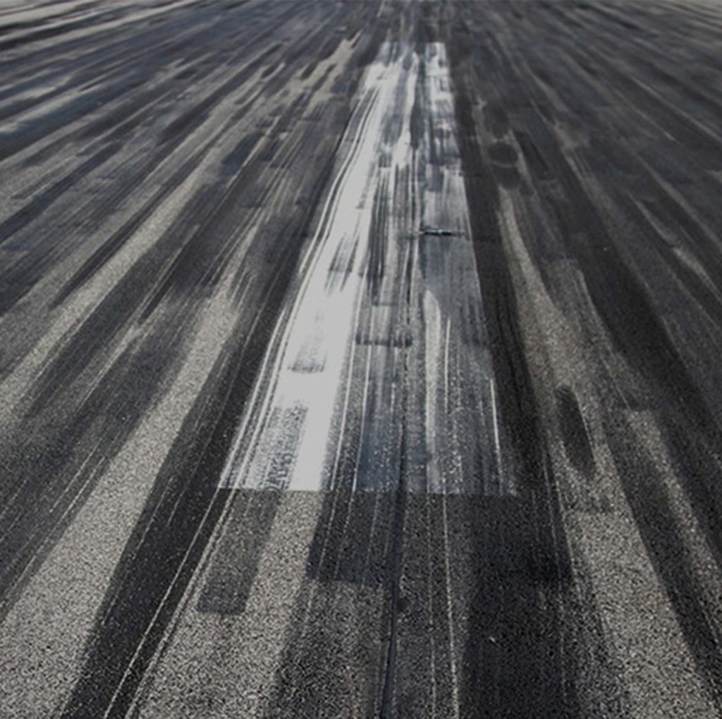 Runway Rubber Removal Service